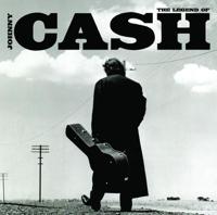 Johnny Cash - The Legend of Johnny Cash artwork
