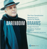 Chicago Symphony Orchestra & Daniel Barenboim - Brahms: Symphonies Nos. 1-4, Variations on a Theme By Haydn  artwork