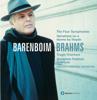 Chicago Symphony Orchestra & Daniel Barenboim - Brahms: Symphonies Nos. 1-4, Variations on a Theme By Haydn  artwork