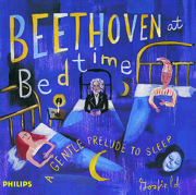 Beethoven at Bedtime: A Gentle Prelude to Sleep - Various Artists - Various Artists