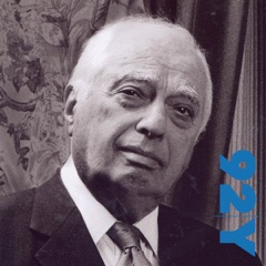 Bernard Lewis at the 92nd Street Y on Jihad and Contemporary Politics