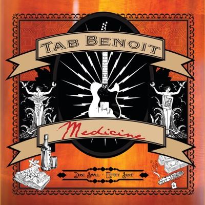 Medicine - Tab Benoit album