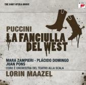Giacomo Puccini (Composer), Placido Domingo (Artist), Lorin Maazel (Artist) - Puccini: La Fanciulla Del West - Puccini: La Fanciulla Del West - Ah! Ah! Urrah, Ragazzi!
