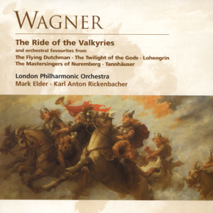 Sir Mark Elder, London Philharmonic Orchestra & Stephen Bryant - Die Walküre: The Ride of the Valkyries (concert Version)