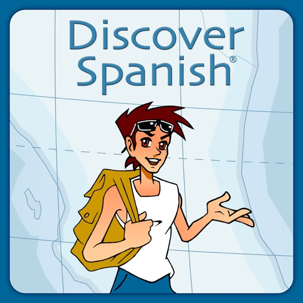 Learn to Speak Spanish with Discover Spanish | Podcast on UP Audio