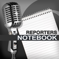 Reporters Notebook podcast