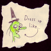 What Are You Going to Be for Halloween? - Matthew Gray Gubler