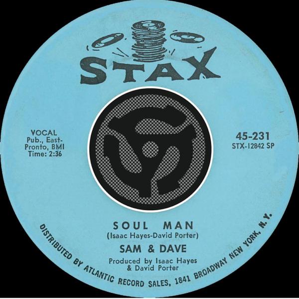 Soul Man / May I Baby [Digital 45] - Single by Sam & Dave