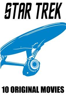 Star Trek 1-10 Movie Bundle (Digital HD)