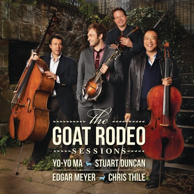The Goat Rodeo Sessions - Yo-Yo Ma, Stuart Duncan, Edgar Meyer & Chris Thile album
