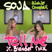 Tell Me (Jr Blender RMX) [feat. Richie Campbell]