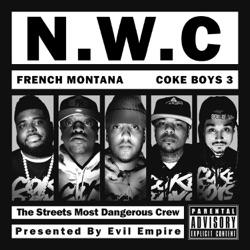 View album French Montana - Coke Boys 3