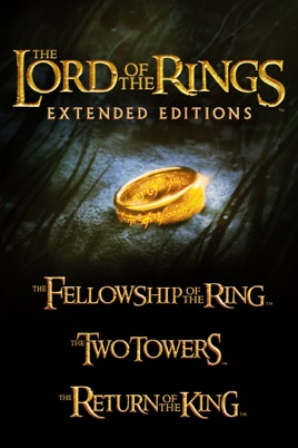 ‎The Lord of the Rings: Extended Editions Bundle on iTunes