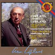 Copland Conducts Copland: Appalachan Spring, Lincoln Portrait, Billy the Kid - Aaron Copland & London Symphony Orchestra - Aaron Copland & London Symphony Orchestra