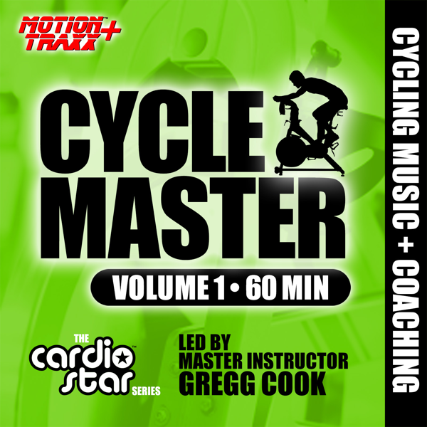Cycle Master: Indoor Cycling Workout (Cycling Music + Coaching by Gregg  Cook) by Deekron & Motion Traxx Workout Music on iTunes