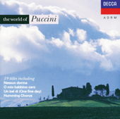 The World Of Puccini-Various Artists