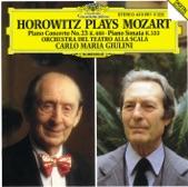 Vladimir Horowitz - Mozart: Piano Concerto No.23 In A, K.488 - 2. Adagio