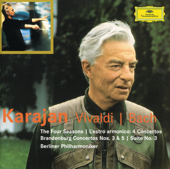 Vivaldi: The Four Seasons; L'estro armonico - Bach: Brandenburg Concertos Nos. 3 & 5 & Suite No. 3