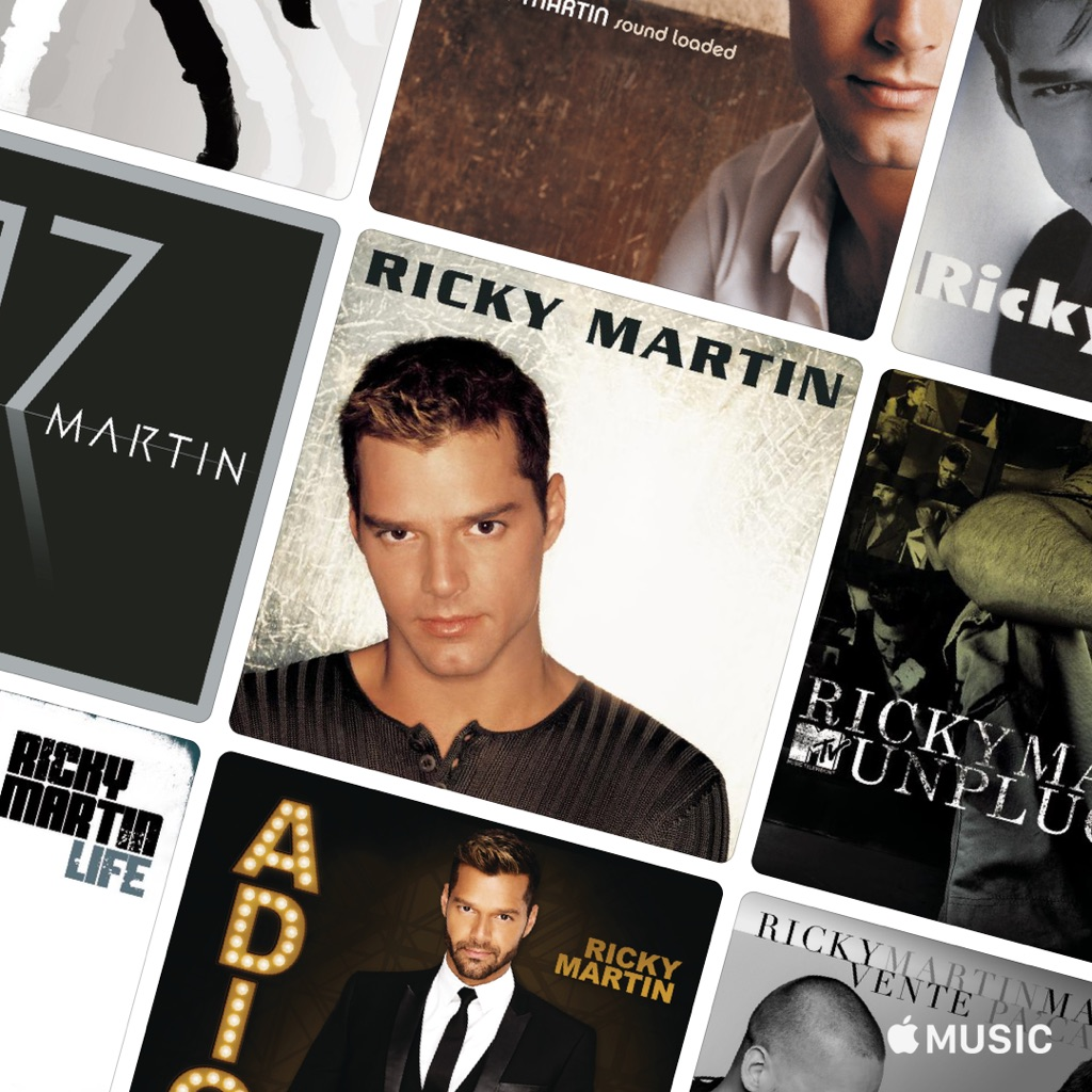 Ricky Martin Pop Essentials
