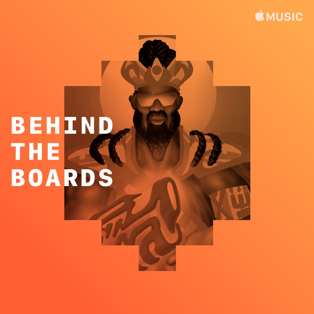 Major Lazer: Behind the Boards