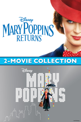 Mary Poppins / Mary Poppins Returns Bundle HD Download