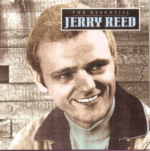 Art for The Crude Oil Blues by Jerry Reed