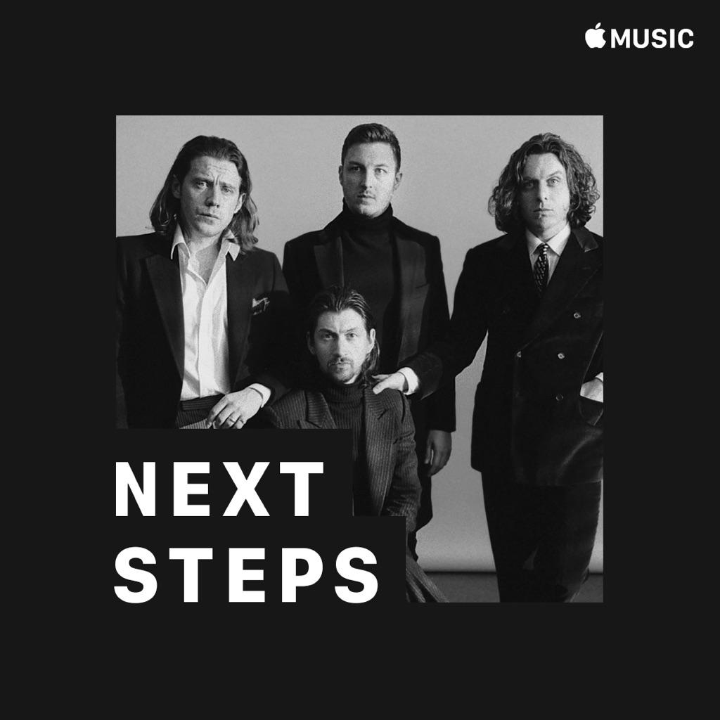 Arctic Monkeys: Next Steps