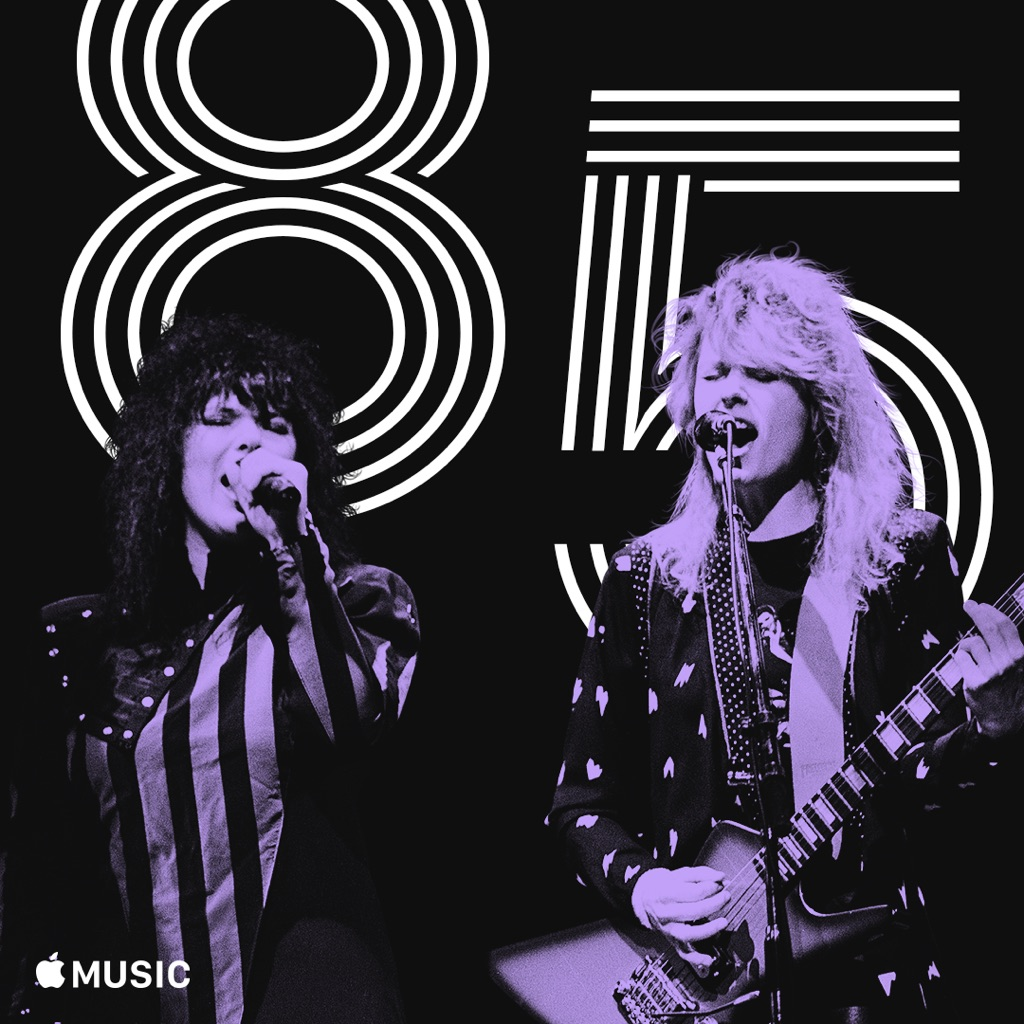 Rock Hits: 1985
