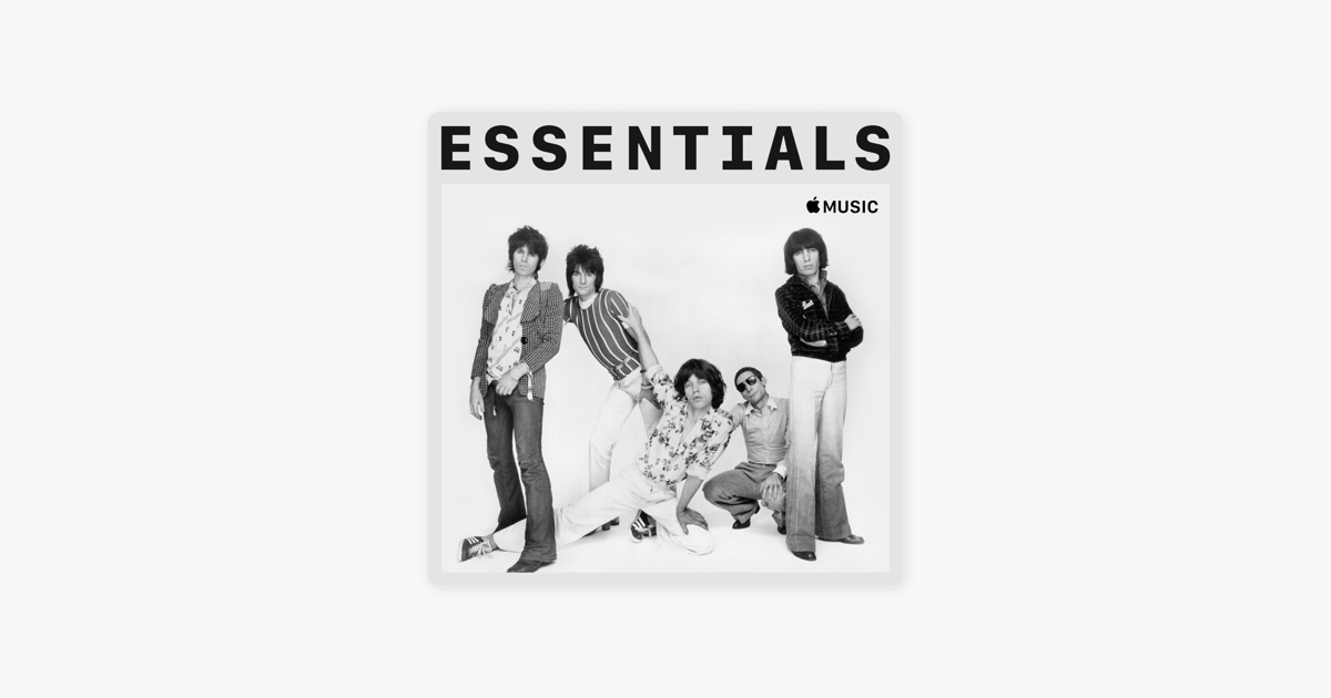 The Rolling Stones Essentials Auf Apple Music