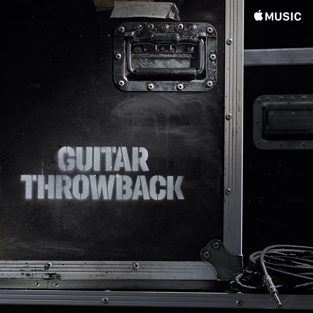 Guitar Throwback