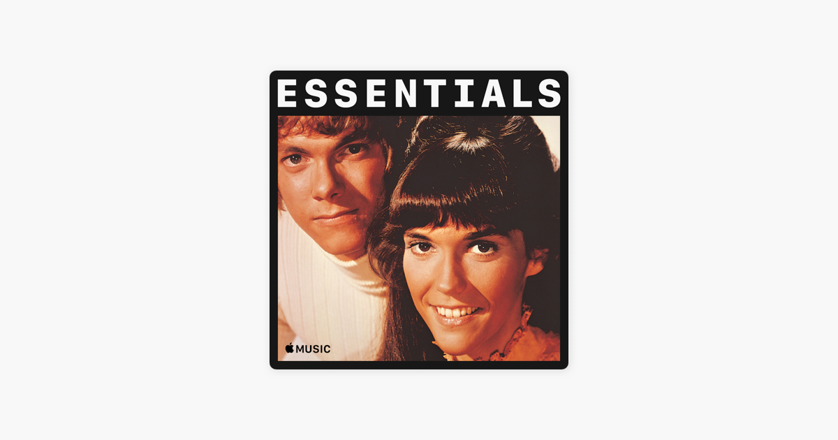 The Carpenters Essentials by Apple Music Pop on Apple Music