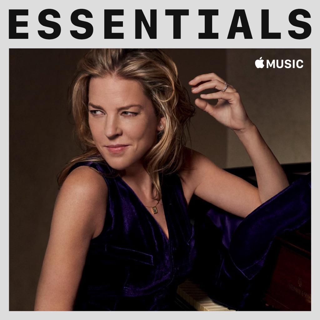 Diana Krall Essentials