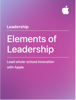 Apple Education - Elements of Leadership artwork