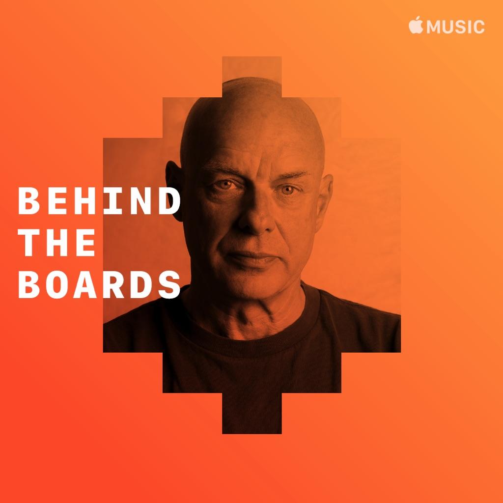 Brian Eno: Behind the Boards