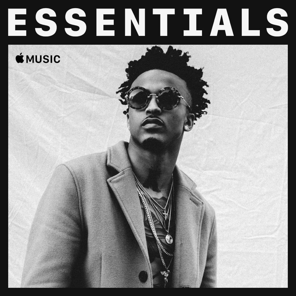 August Alsina Essentials