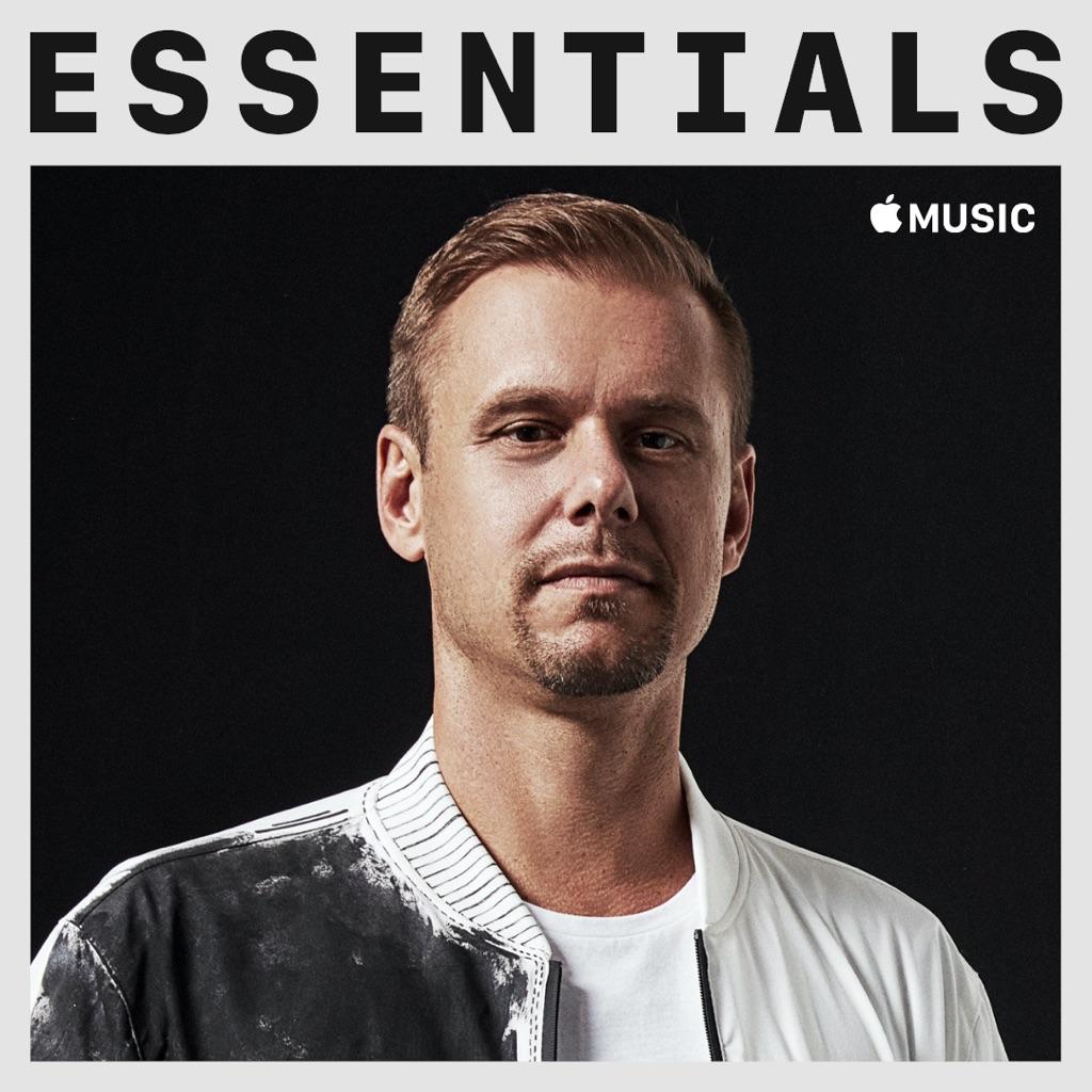 Armin Van Buuren Essentials