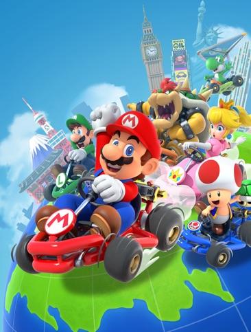 Take A Mario Kart Tour App Store Story