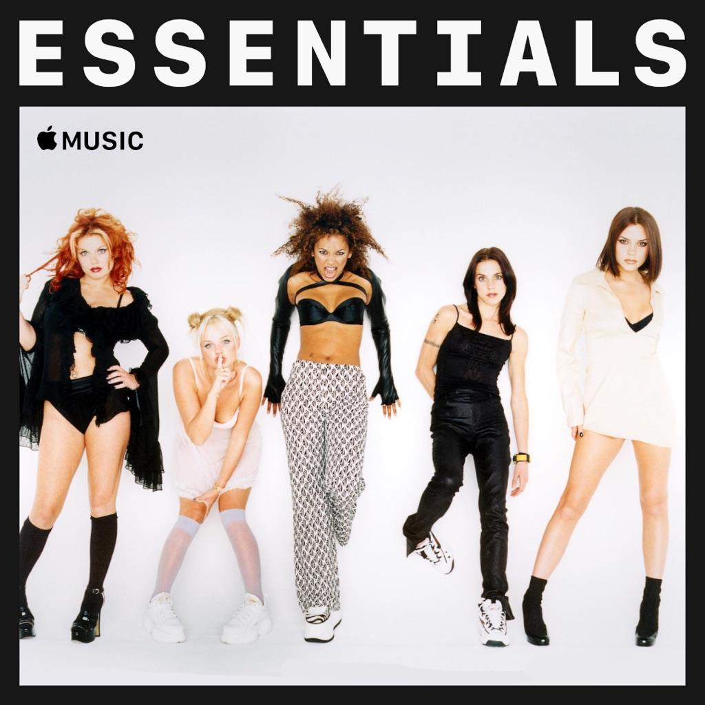 Spice Girls Essentials