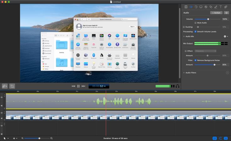 macOS 必备屏幕录制工具 | ScreenFlow  第1张