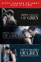 Universal Studios Home Entertainment - Fifty Shades Trilogy artwork