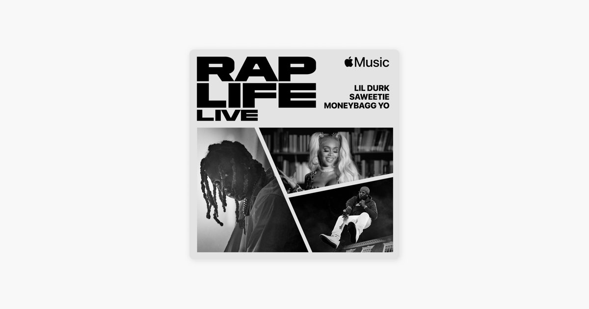Rap Life Live at Clark Atlanta University