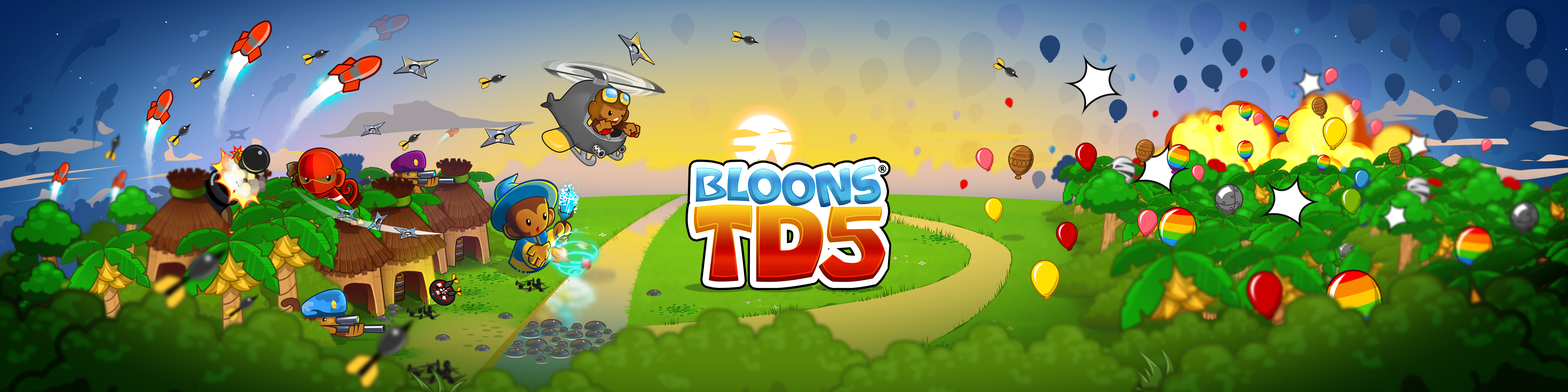 Bloons TD 5 - Revenue & Download estimates - Apple App Store - US