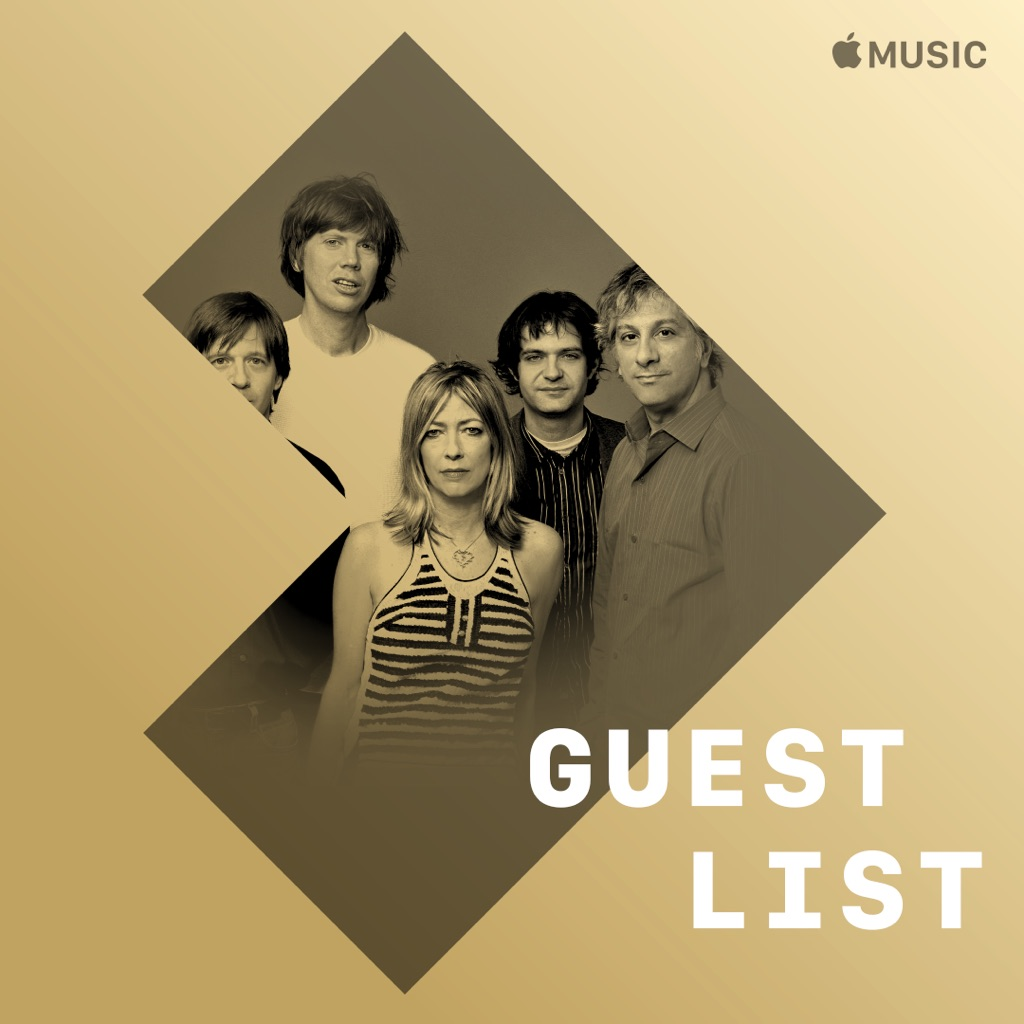 Guest List: Sonic Youth