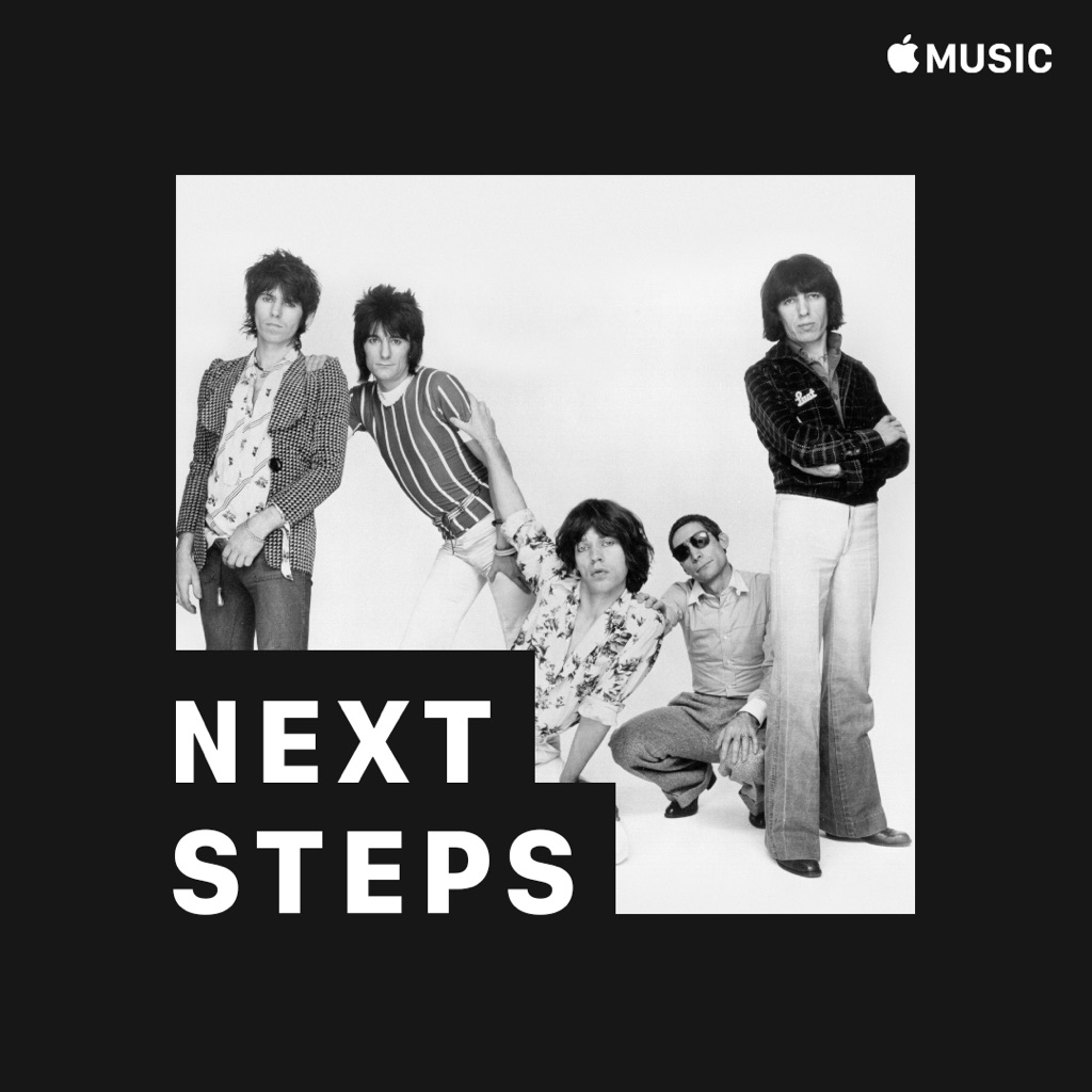 The Rolling Stones: Next Steps