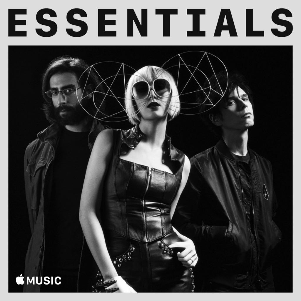 Yeah Yeah Yeahs Essentials
