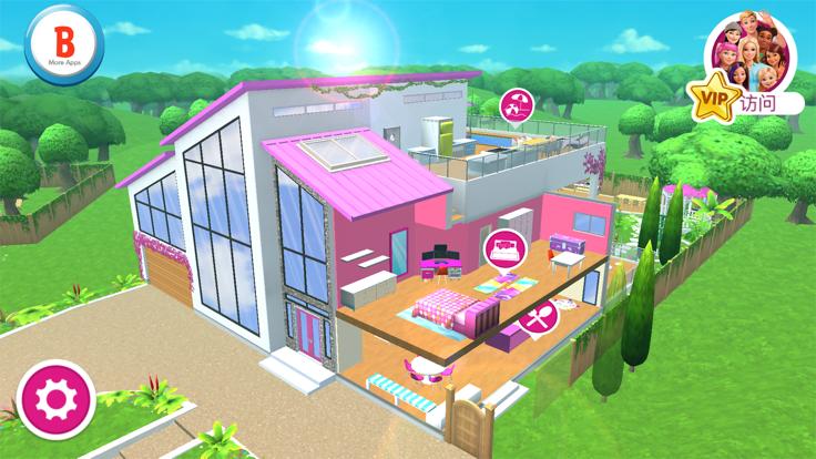 Entra Na Casa Da Barbie Artigo Na App Store