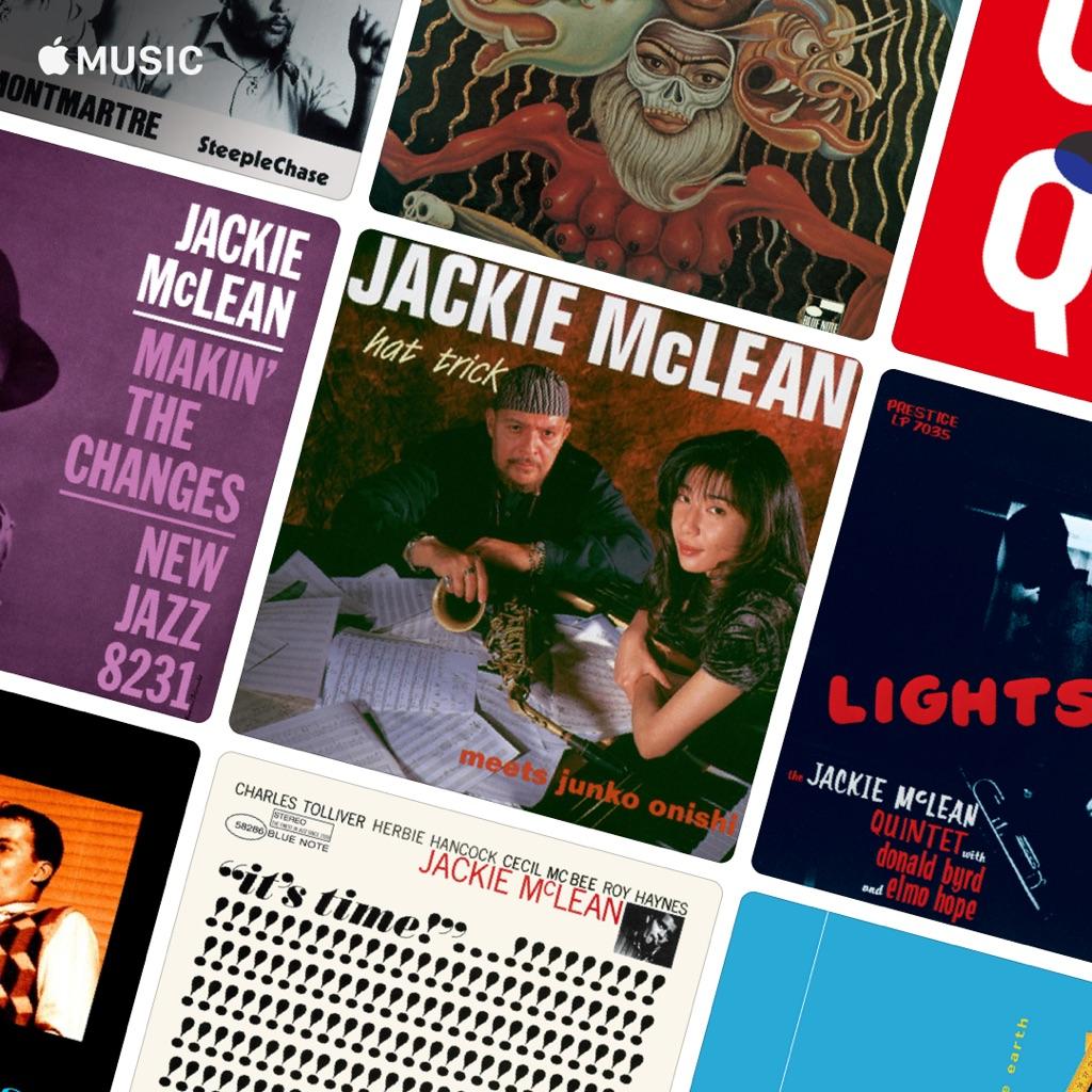 Jackie McLean: Next Steps