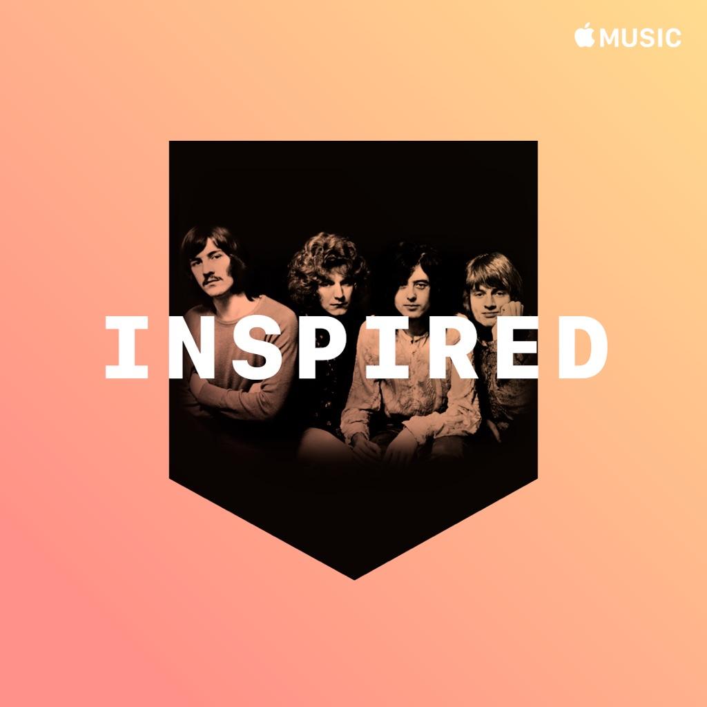 Inspired by Led Zeppelin