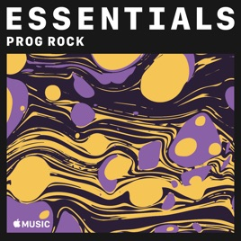 Prog rock songs