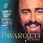 The Pavarotti Edition, Vol. 2: Bellini, Donizetti & Verdi